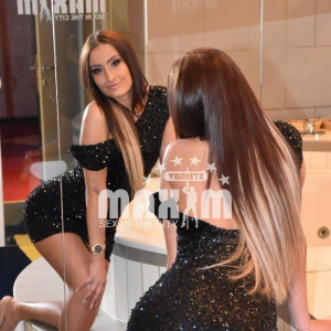 Cassandra in Sexclub Maxim Wien