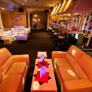 Interiour of Sexclub Wien Maxim