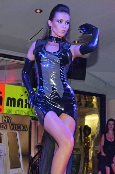 Gorgeous Divine Party at Maxim Wien