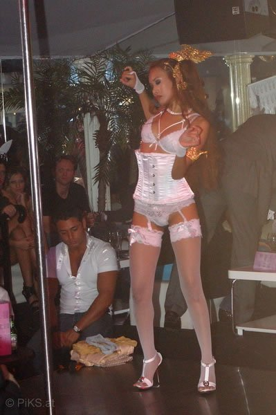 Nightclub Maxim Playboy Party