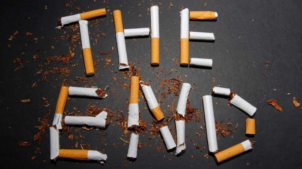 Rauchverbot im Wien Bordell
