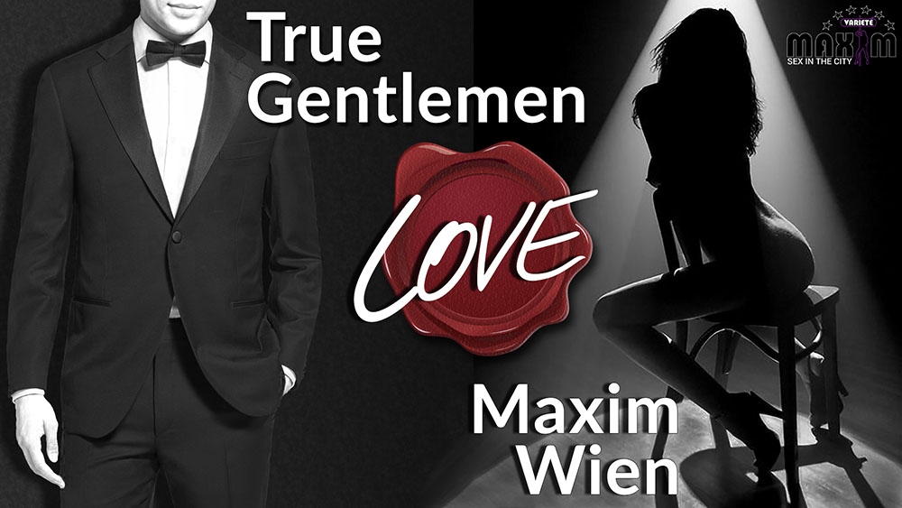 Ad of Vienna Gentlemen Club Maxim