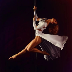 pole dance in stripclub maxim wien