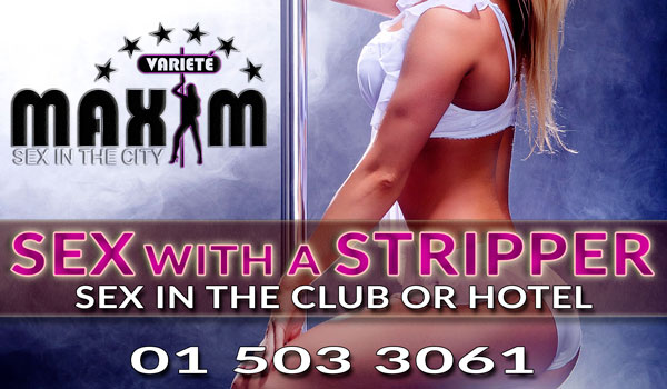 Sex with a Stripper