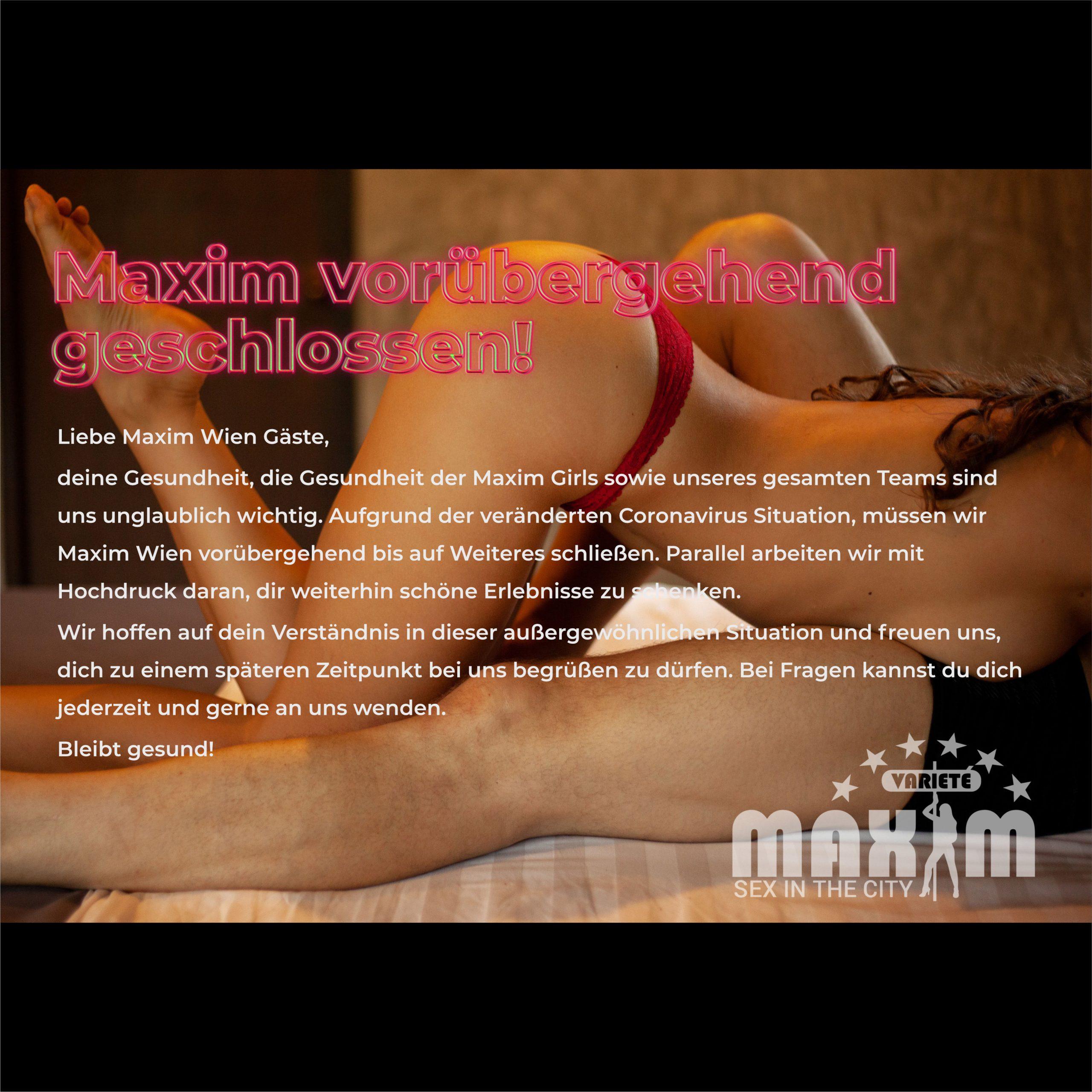 closed maxim DE