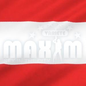 Maxim and Austrian flag