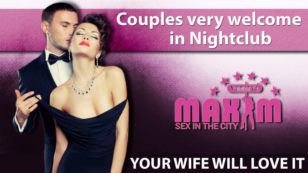 couples sex service in Sex Club Maxim Vienna