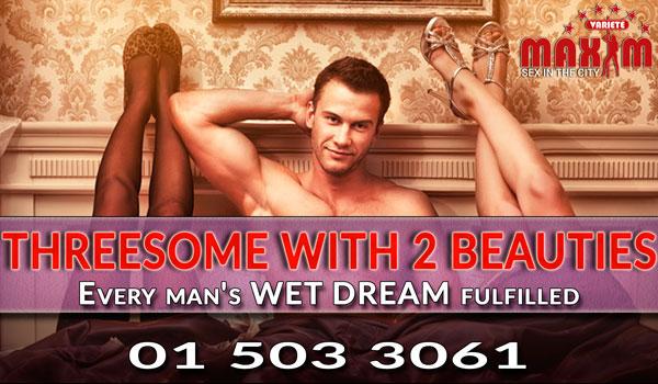 threesome sex Vienna - Duo sex in Sex Club Maxim Wien
