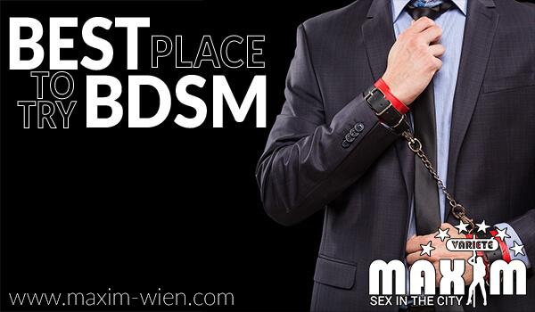 BDSM Wien in Maxim