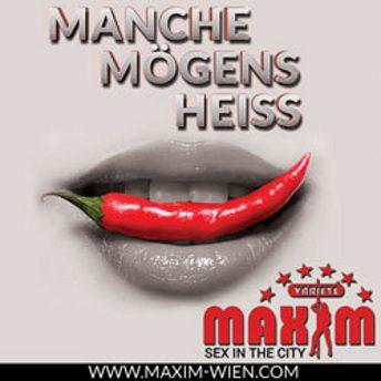 Manche Mögens Heiss 344px banner, Austria Escort Firma und Bordel Maxim