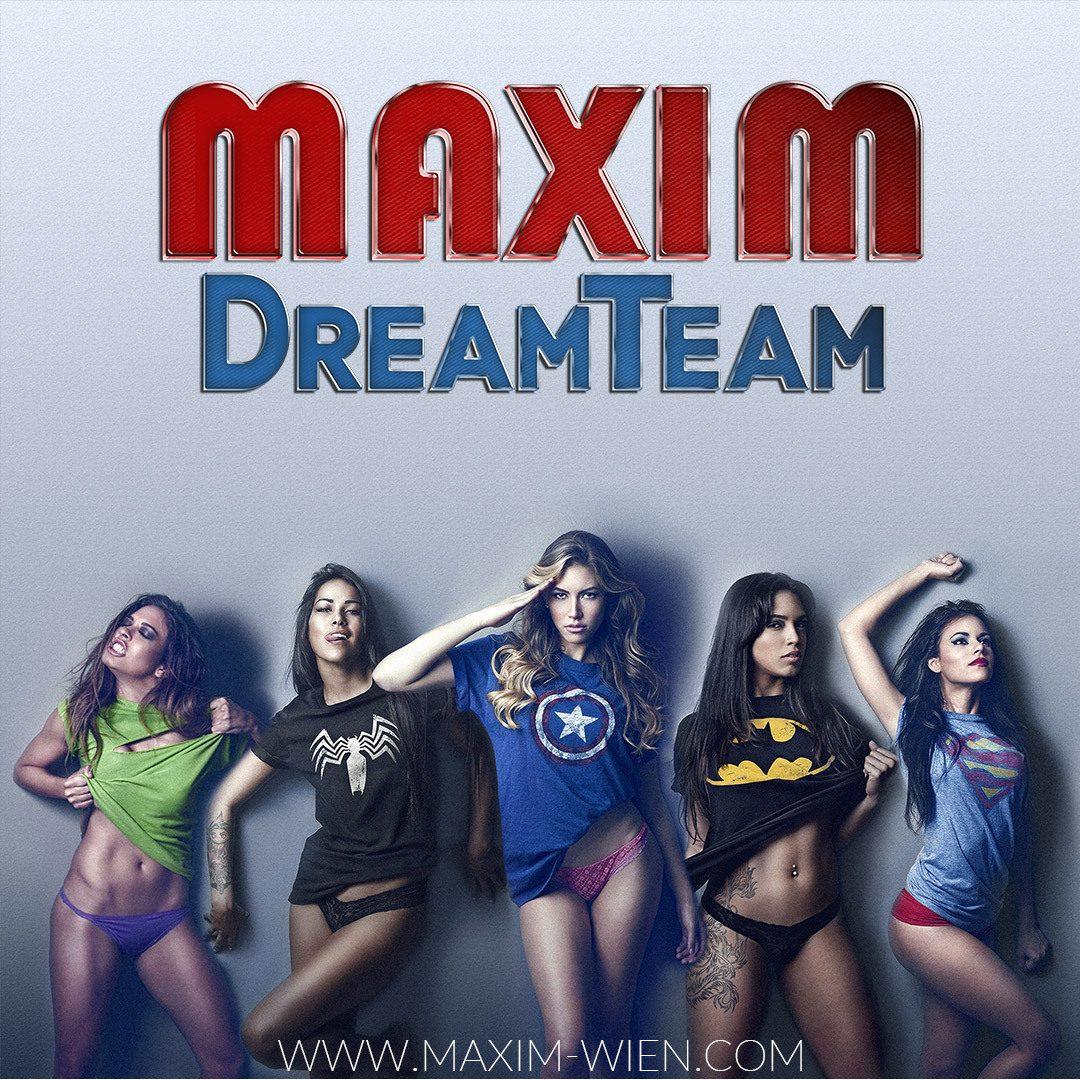 Maxim Wien Nightclub Sex Work